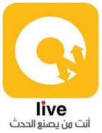 قناة اون تي في لايف تردد قناة اون تي في لايف علي النايل سات