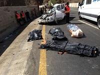 حادث الشاحنة العسكرية