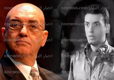 سلماوي1 صورة محمد سلماوي فى شبابة اثناء مشاركته في فيلم شنبو فى المصيدة حمادة سلماوي