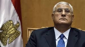 %name فيديو كلمة عدلي منصور اليوم كاملة التي حدد فيها موعد استفتاء الدستور الجديد 14 12 2013