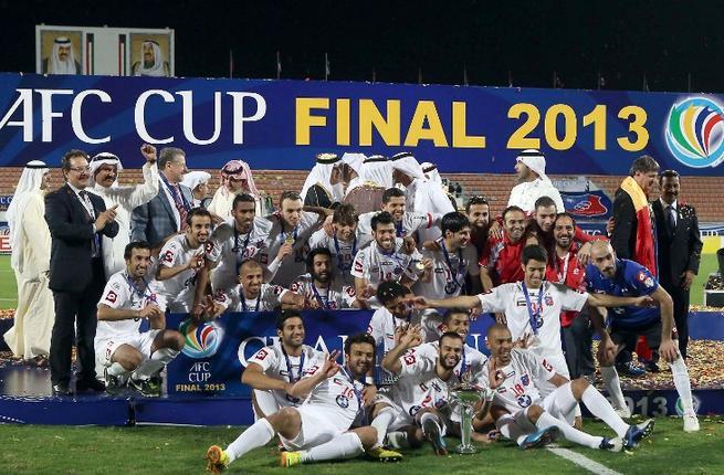 نهائي كأس الاتحاد الاسيوي 2013