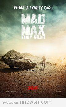 Mad Max Fury Road افيش فيلم Mad Max: Fury Road 2015 الجزء الرابع من سلسلة افلام Mad Max
