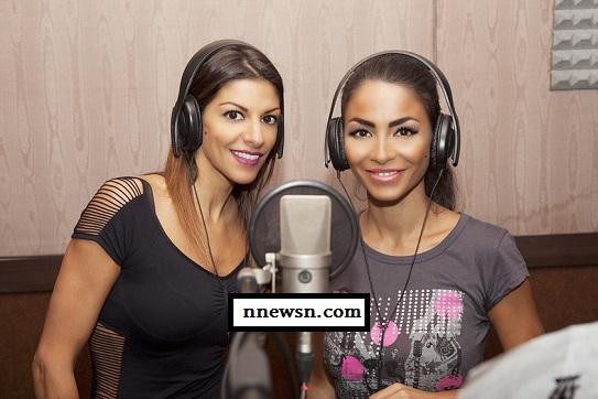 NadinaDolly studio شاهد كيف تغير شكل مغنية اغنية فولا فولا الكندية من اصل لبناني نادينا