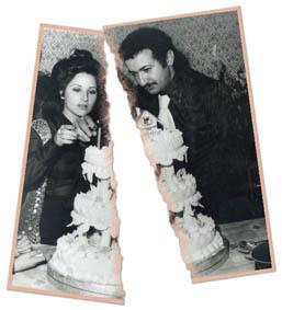 حفل زفاف نور الشريف وبوسي صور حفل زفاف نور الشريف و بوسي صور نادرة