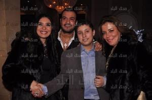 علي ابن دينا الراقصة 300x199 شاهد صورة علي ابن الراقصة دينا