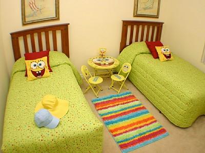 تصاميم والوان دهانات غرف اطفال للبنات والولاد