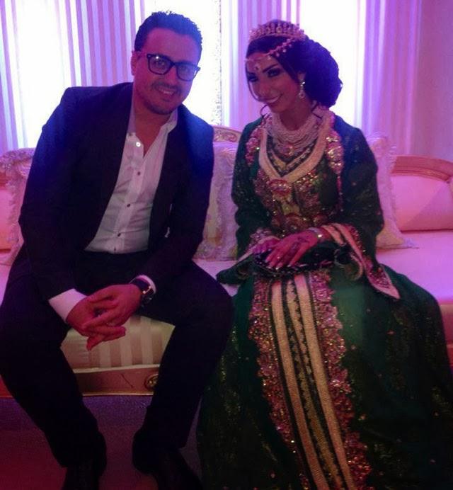 صور حفل زفاف دنيا بطمة علي محمد الترك