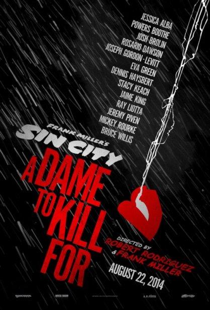 فيلم Sin City A Dame to Kill For