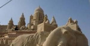 قرية الرمال 3 300x156 صور القرية التراثية وقرية الرمال في الكويت ضمن مشروع كويتي وافتخر 2014 P2BK