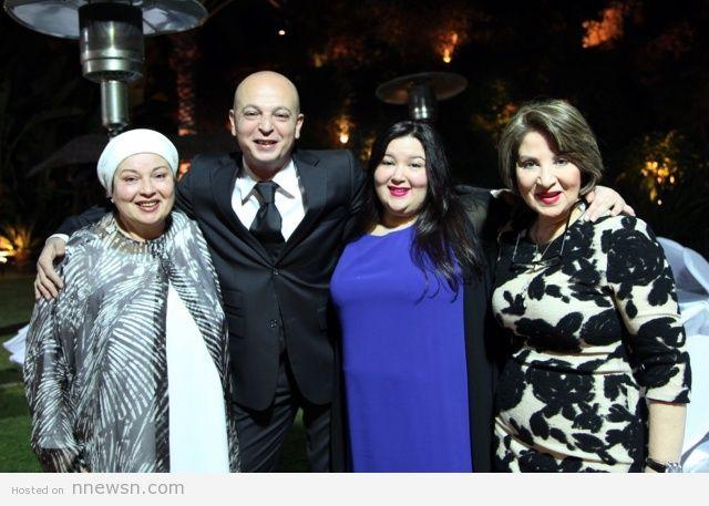 مي و سارة نورالشريف3 صور بنات الفنان نور الشريف مي  و سارة