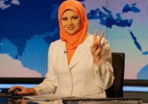 نوران سلام 300x211 من هي نوران سلام مذيعة قناة الحياة ؟ سيرة ذاتية ومعلومات