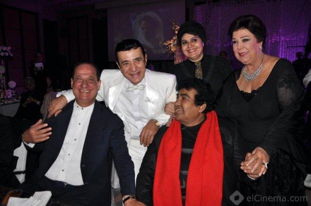 حفل زفاف ريم بنت أركان فؤاد ونادية مصطفى