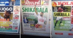 شيكابالا1 300x157 صور شيكابالا علي اغلفة الصحف البرتغالية بعد انتقالة الي سبورتنج لشبونه
