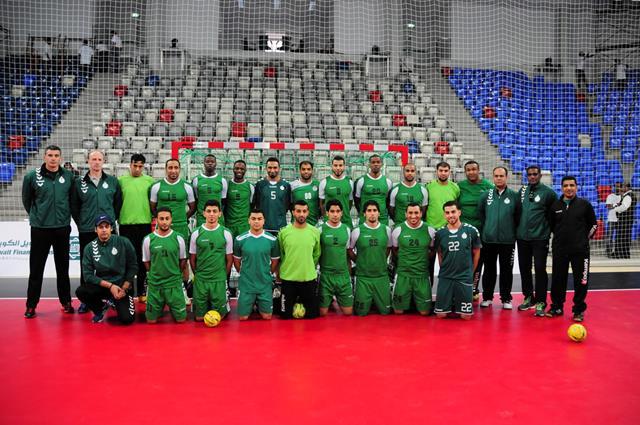 منتخب السعودية لكرة اليد