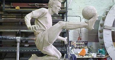 تمثال دينيس بيركامب