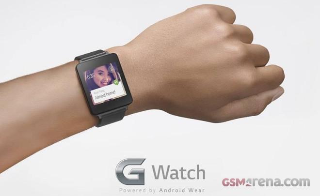 ساعة ال جي G Watch