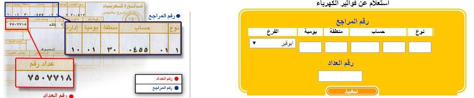 %name الاستعلام عن فاتورة الكهرباء في القاهرة والاسكندرية و الجيزة علي الانترنت electric.ahram.org.eg