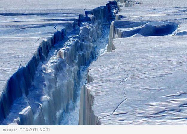 الوادي الخفي المتجمد معلومات عن الوادي الخفي اطول وادي في العالم في اكبر جزيرة في العالم جرينلاند بالقطب الشمالى بالصور