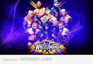 رسلمانيا 300x209 موعد وتوقيت مهرجان رسلمانيا 30 ابريل 2014 WWE