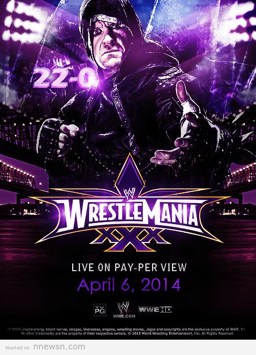 شاهد افتتاح مهرجان راسلمانيا 2014 عبر يوتيوب بث مباشر من قناة WrestleMania 30 الرسمية