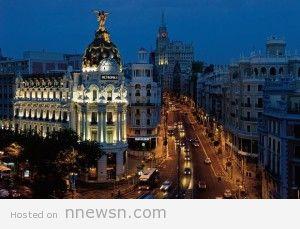 العاصمة مدريد 300x229 العاصمة  مدريد
