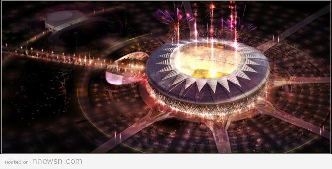 ستاد الجوهرة المشعة صور ملعب الملك عبد الله ستاد ومعلومات عن الجوهرة المشعة