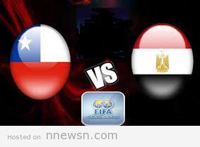 مصر وتشيلي