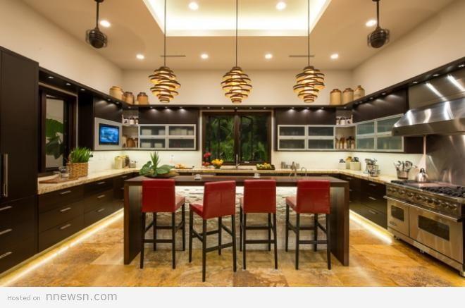 مطبخ كبير