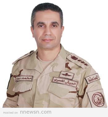 محمد سمير السيرة الذاتية للمتحدث العسكري الجديد العميد محمد سمير