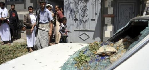 اثار الاحداث في صنعاء