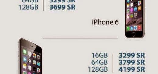 اسعار ايفون 6 و6بلس