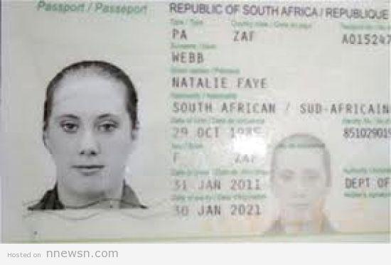 جواز سفر الارملة البيضاء