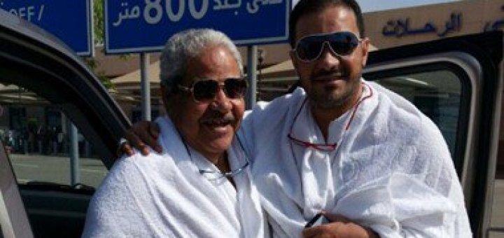 محمد رجب ووالده