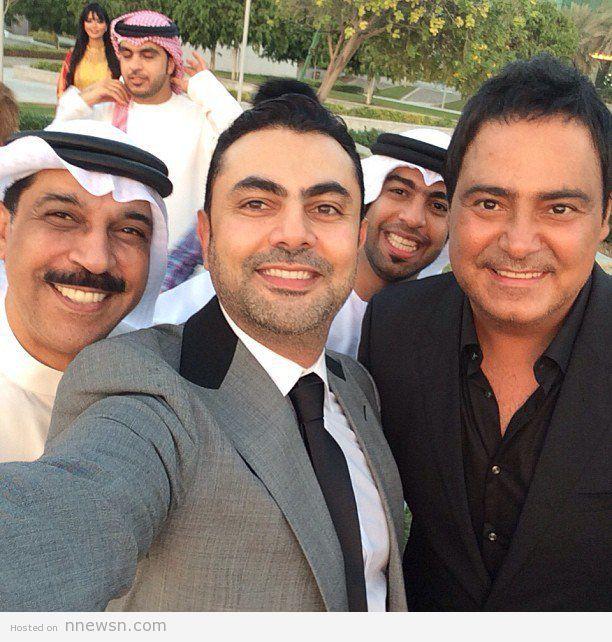 النجوم العرب يشاركون في اوبريت الوفاء للامارات
