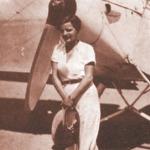 لطيفة النادي 150x150 اعرف من هي لطيفة النادي اول قائدة طائرة مصرية في ذكري ميلادها