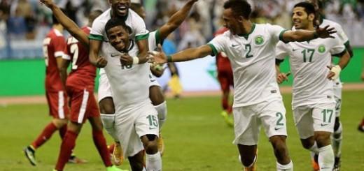 مباراة السعودية وقطر اليوم
