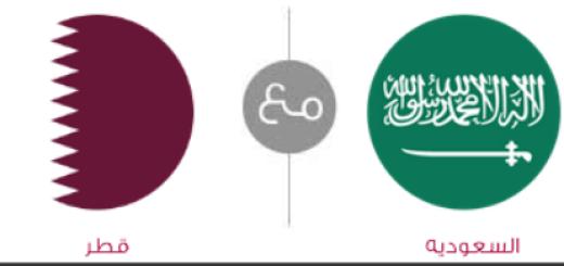 مباراة منتخبي السعودية وقطر اليوم بنهائي كأس الخليج