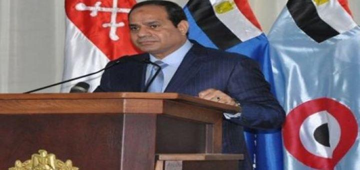 al sisi speech today video 3-11-2014 president of Egypt