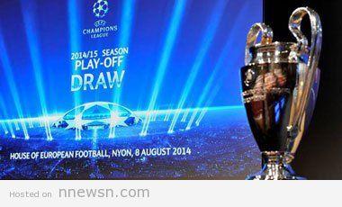 بطولة دورى أبطال أوروبا موعد مباريات دور ال16 بدوري ابطال اوروبا 2014/2015
