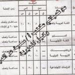 رابعة خامسة ابتدائي 150x150 جدول امتحانات صفوف النقل بسوهاج المرحلة الابتدائية الترم الاول 2015