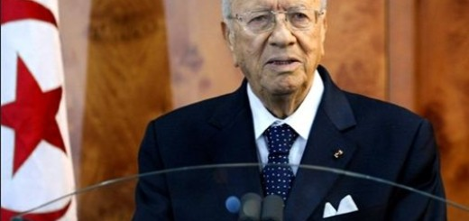 Beji Caid Essebsi cv 2014