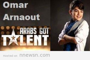 Omar Arnaout Got talent 2015 300x200 صور عمر ارناؤوط ARABS GOT TALENT 2015 المشترك اللبناني من رومانيا