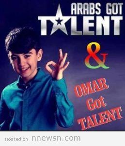 Omar Arnaout Got talent image 2015 258x300 صور عمر ارناؤوط ARABS GOT TALENT 2015 المشترك اللبناني من رومانيا