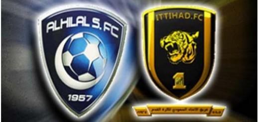 Al hilal vs Al ittihad match saudi cup 2015