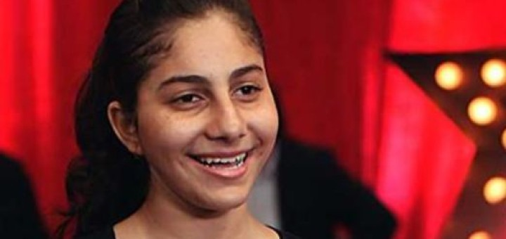 yasmina youtube arabs got talent 2015
