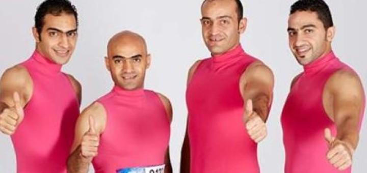 yassin sons arabs got talent 2014