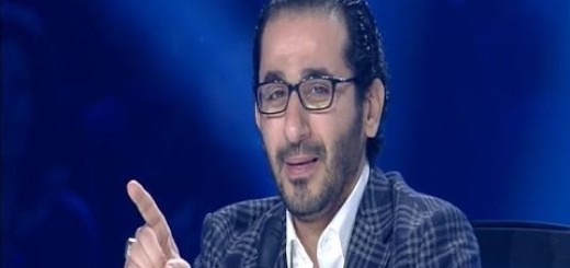 Ahmed Helmy crying egypt sinai arabs got talent 31-1-2015