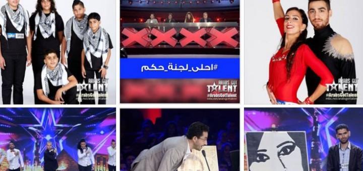 Arabs got talent youtube 10-1-2014 today