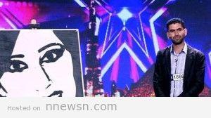 Mohamed Azougagh arabs got talent 4 300x168 مشاهدة حلقة عرب جوت تالنت 4 10 1 2015 يوتيوب كاملة arabs got talent الموسم الرابع شاهد الحلقة الرابعة