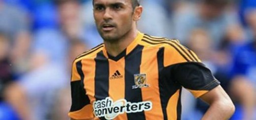 ahmed Elmohamady goal everton hull city 1-1-2015